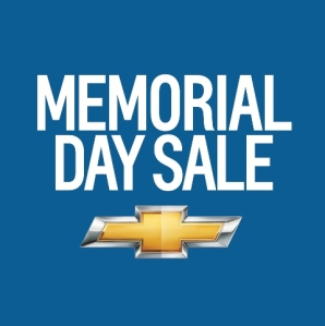 Memorial Day Sales Event at Crotty Chevrolet Buick