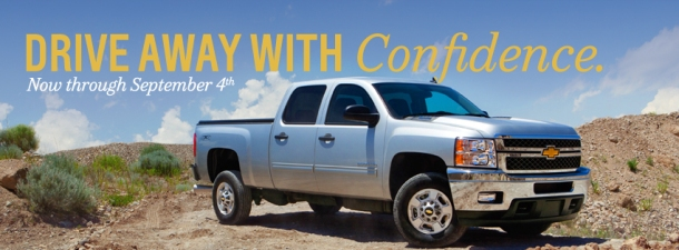 Crotty Chevy Total Confidence