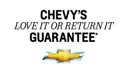 Chevy Love it or Return It