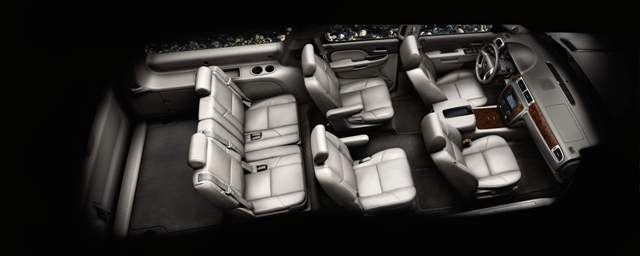 2013 chevrolet suburban is an suv icon with unmatched - 2016 chevrolet suburban ltz interior ...