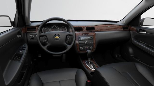 2013 Chevy Impala Base Interior The Image Kid Has It