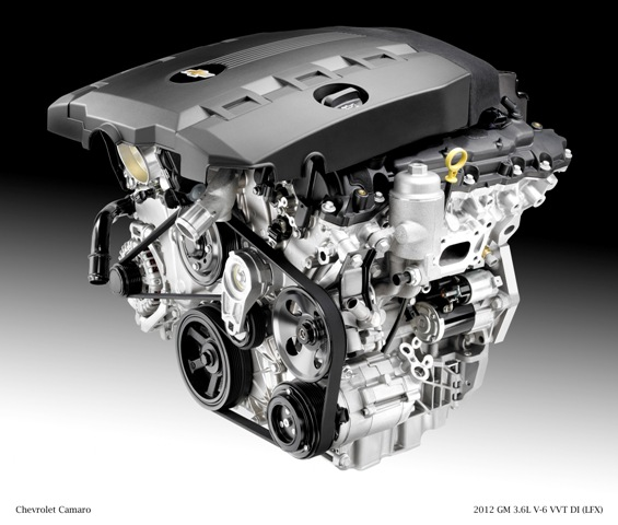 2015 Chevrolet Camaro Engine 3 6 L V6: 2013 Chevrolet Camaro Range Expands With Track-Ready 1LE