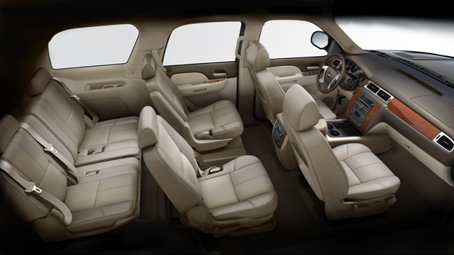 2013 Chevrolet Tahoe is one of the Industry's Most Capable ...