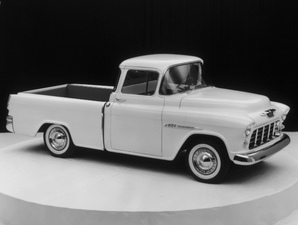 1955 Chevrolet Cameo Carrier Pick-up