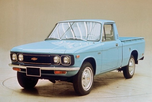 1972 Chevrolet LUV Pick-up