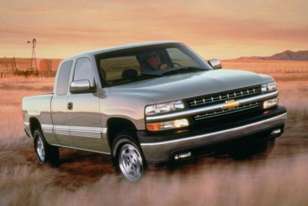1999 Chevrolet K1500 4x4 Silverado