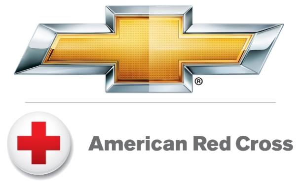 Chevrolet and Red Cross