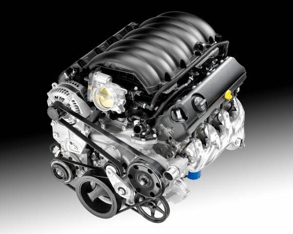 2014 5.3L V-8 EcoTec3 AFM VVT DI (L83) for Chevrolet Silverado and GMC Sierra