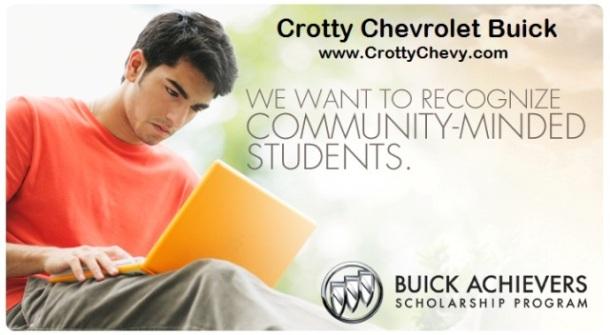 Buick Achievers Scholarship