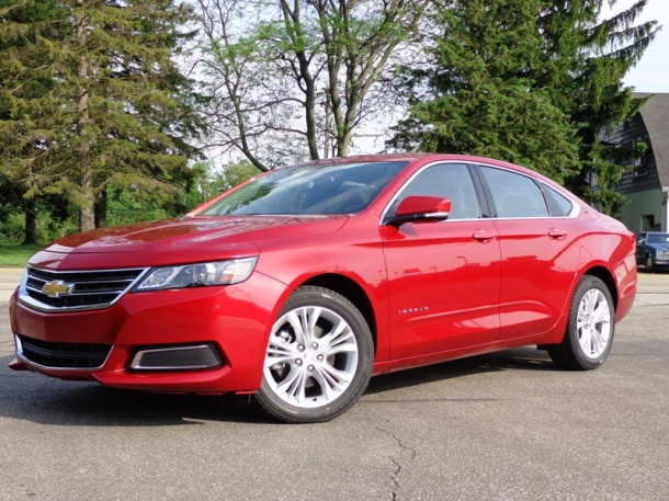 2014 Impala LT Crystal Red