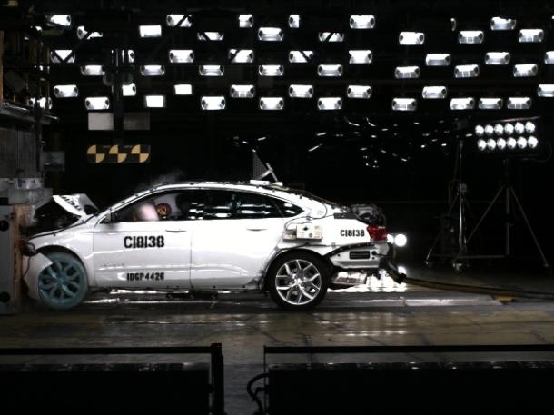 2014 Impala Crash Test
