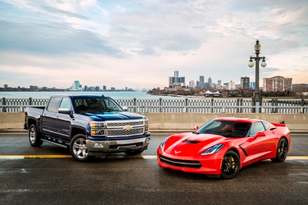 Silverado and Stingray